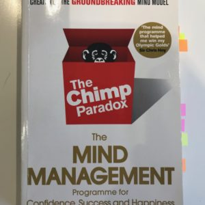 Can 'The Chimp Paradox: The Mind Management Programme For Confidence, Success And Happiness' By Professor Steve Peters Help You Become A Better Fundraiser?
