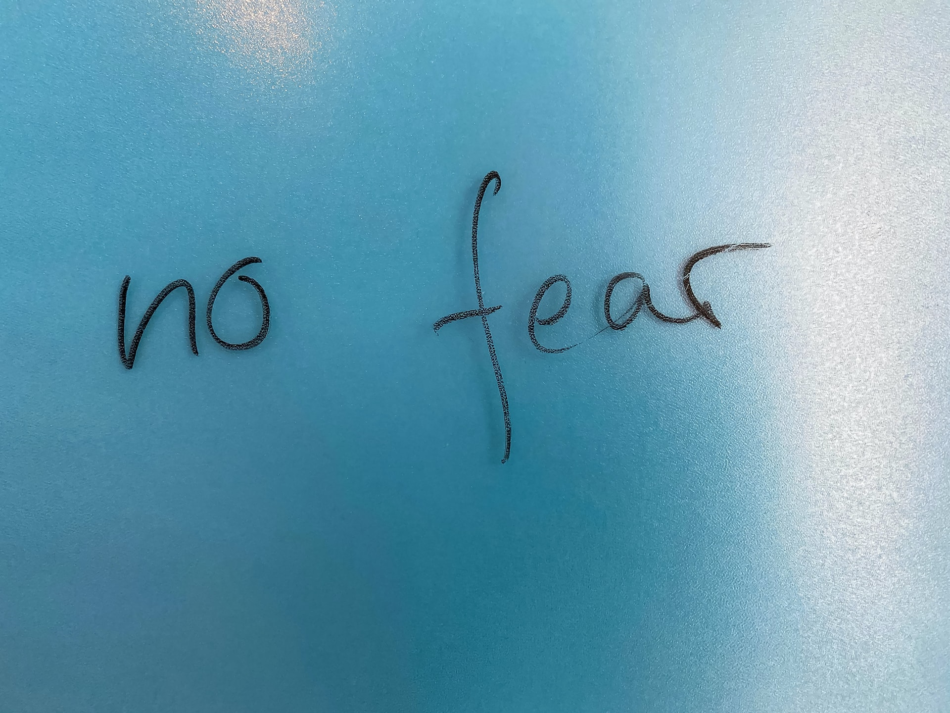 Trustees! Don't Be Afraid! Face Your Fundraising Fears